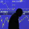 Asian Stocks and Treasuries Fall on Economic Growth Concern