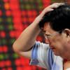 China's Stocks Fall for Third Day