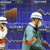 Nikkei hits new 4-1/2 year high on exporters and real estates