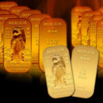 singapore merlion 1g gold bars