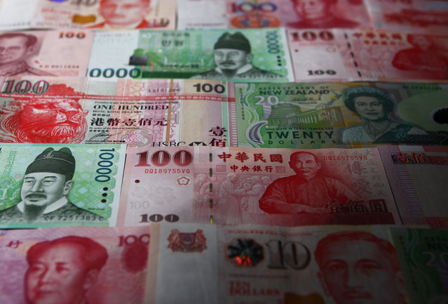 Asia-Pacific currencies tumble on Fed, China fears